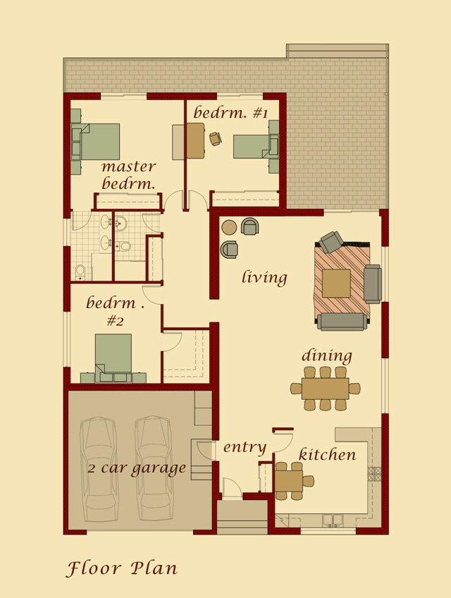 Sis Model Floor Plan